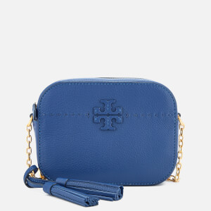 Tory Burch Women's McGraw Camera Bag - Bright Indigo