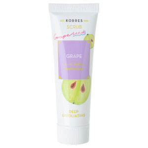 KORRES Natural Grape Deep Exfoliating Scrub 18ml