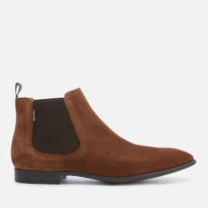 PS by Paul Smith Men's Falconer Suede Chelsea Boots - Tan