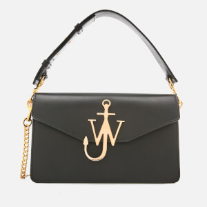 JW Anderson Women's Logo Purse Bag - Black