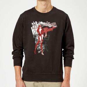 Marvel Knights Elektra Assassin Sweatshirt - Black