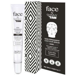 Face by Skinny Tan Contouring Serum -seerumi, Dark 20ml