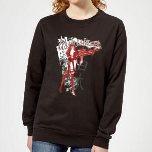 Marvel Knights Elektra Assassin Women's Sweatshirt - Black