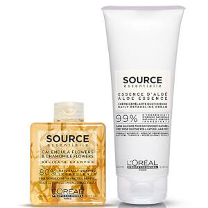 L'Oréal Professionnel Source Essentielle Delicate Duo
