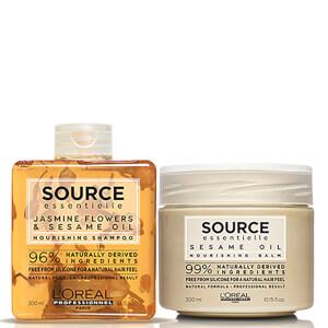 L'Oréal Professionnel Source Essentielle Ultimate Nourishment Duo