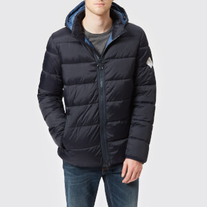 Barbour Men's Beacon Hike Quilted Jacket - Navy