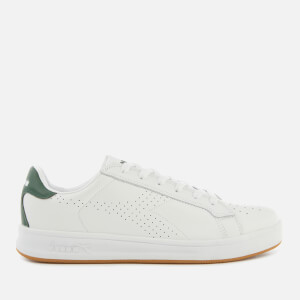 Diadora Men's Martin Trainers - White/Fogliage