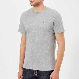 Barbour Men's Sports T-Shirt - Grey Marl
