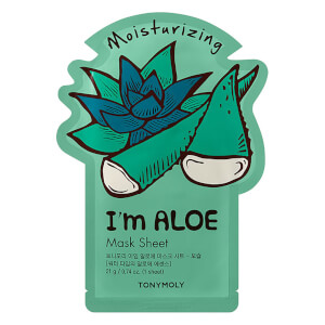 TONYMOLY I'm Real Sheet Mask - Aloe