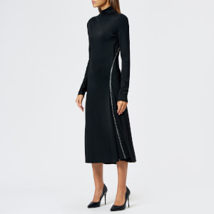 Helmut Lang Women's Bondage Stud Dress - Black