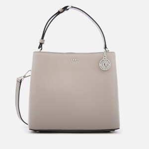 DKNY Women's Bryant Bucket Bag - Warm Grey