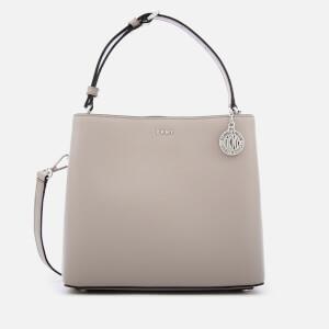 DKNY Women's Bryant Bucket Bag - Warm Grey