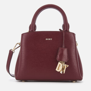 DKNY Women's Paige Small Satchel - Blood Red