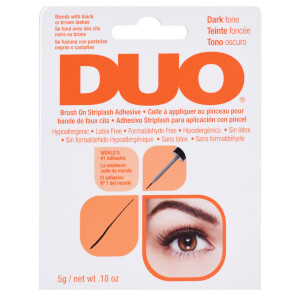 Duo Brush On Striplash Adhesive - Black (5g)