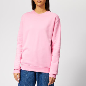 MSGM Women's Logo Sweatshirt - Pink