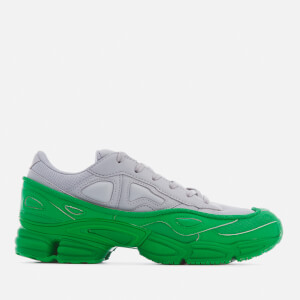 adidas by Raf Simons Men's Ozweego Trainers - Green/Grey