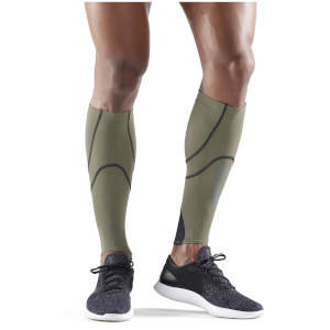 Skins Essentials Calf Tights - Utility/Black