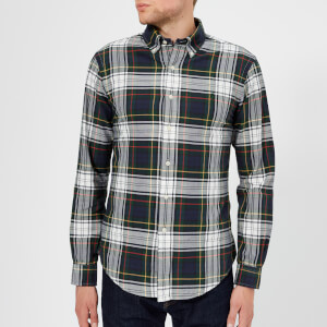 Polo Ralph Lauren Men's Check Pocket Shirt - Woodland Red/Multi