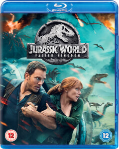 Jurassic World: Fallen Kingdom (Includes Digital Download)