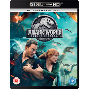 Jurassic World: Fallen Kingdom - 4K Ultra HD