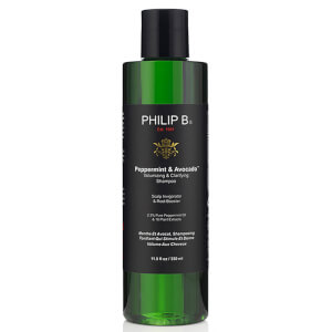 Philip B Peppermint & Avocado Volumizing & Clarifying Shampoo 11.8 fl oz/350ml