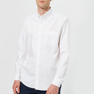 Joules Men's Laundered Oxford Shirt - White