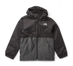 The North Face Boys' Warm Storm Jacket - TNF Black