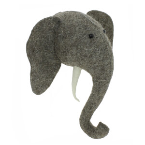 Fiona Walker England Mini Wall Hanging Elephant