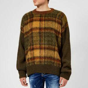 Dsquared2 Men's Patterned Sweatshirt - Mix