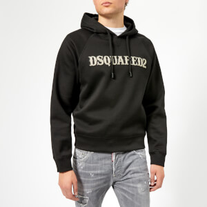 Dsquared2 Men's Cool Fit Logo Hoodie - Black