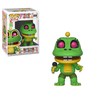 Figurine Pop! Pizza Simulator Happy Frog - Five Nights at Freddy's