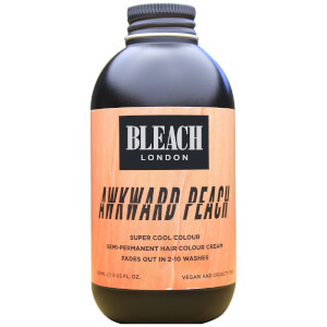 BLEACH LONDON Awkward Peach Super Cool Colour 150ml