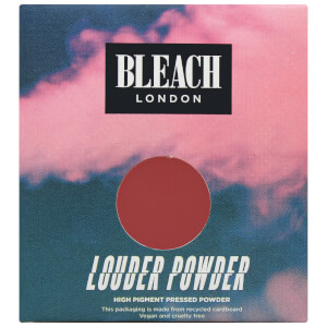 Sombra de ojos Louder Powder Isr 4 Ma de BLEACH LONDON