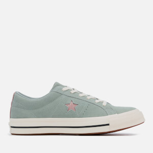Converse Women's One Star Ox Trainers - Mica Green/Diffused Taupe/Egret