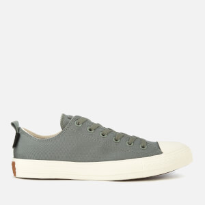 Converse Men's Chuck Taylor All Star Cordura Ox Trainers - Mason/Egret/Gum