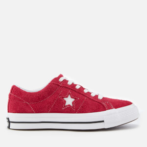 Converse Women's One Star Ox Trainers - Pink Pop/White/White