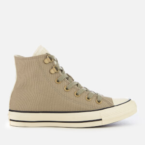 Converse Women's Chuck Taylor All Star Hi-Top Trainers - Khaki/Natural Ivory/Navy