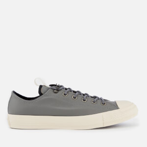 Converse Men's Chuck Taylor All Star Ox Trainers - Mason/Black/Driftwood
