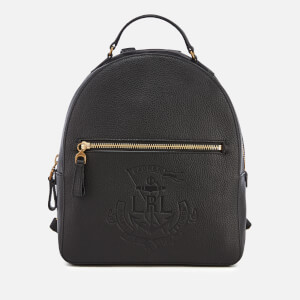 Lauren Ralph Lauren Women's Huntley Backpack - Black