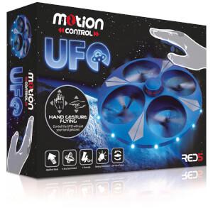 RED5 UFO Leuchtende Bewegungs-Drohne