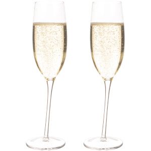 Tipsy Fizz Glasses - 2 Pack