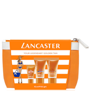 Lancaster Golden Tan Pouch (Free Gift) (Worth £12.50)