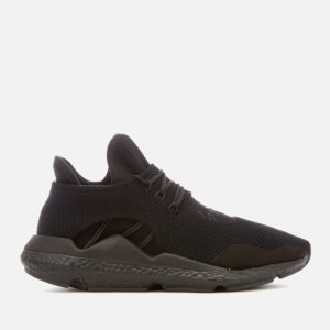 Y-3 Men's Saikou Trainers - Black Y-3 Men's