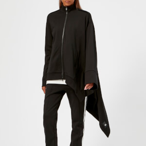 Y-3 Women's Tailed Track Jacket - Black/Core White