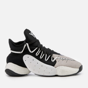 Y-3 Men's BYW B-Ball Trainers - FTWR White
