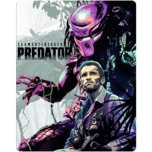 Predator 4K Ultra HD - Steelbook Exclusif Limité Pour Zavvi