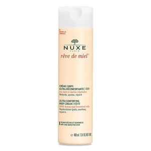 NUXE Rêve de Miel Ultra Comforting Cream 400ml (Worth £38.00)