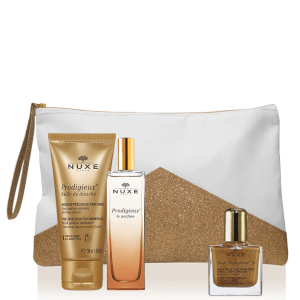 NUXE Pampering Essential Pouch (Free Gift) (Worth £20.10)