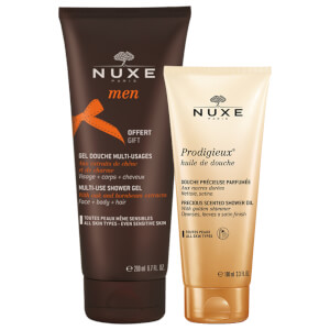 NUXE Shower Gel Duo (Free Gift)