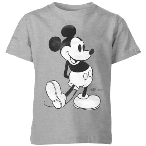 Disney Walking Kids' T-Shirt - Grey